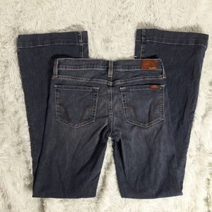 Fossil Jeans - Fossil blue flare jeans